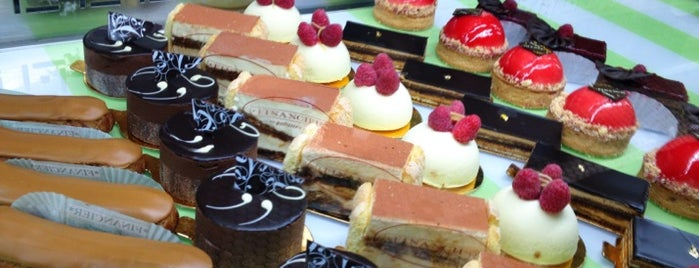 Financier Patisserie is one of Coffee.