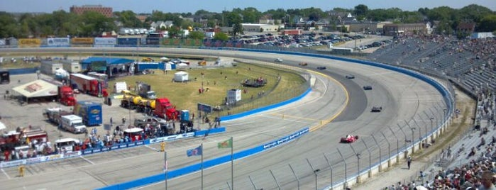 Milwaukee Mile is one of Top picks for Racetracks.