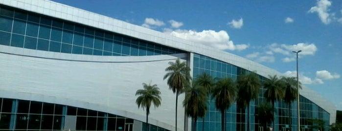Centro de Convenções Ulysses Guimarães (CCUG) is one of Brasília.