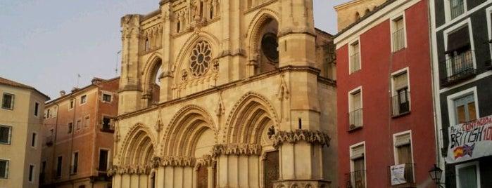 Catedral de Santa María y San Julián de Cuenca is one of Cuenca.