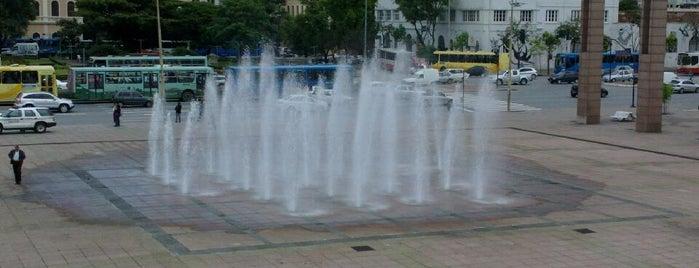 Praça da Estação is one of beta ;-;.