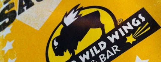 Buffalo Wild Wings is one of Thing to do around Stamford.