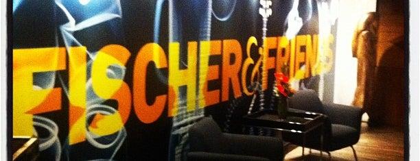 Fischer&Friends is one of Agências.