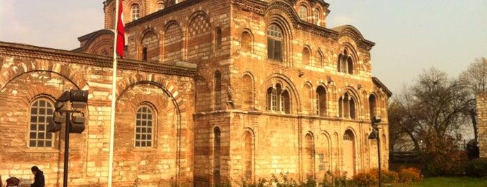 Fethiye Müzesi is one of Tarih/Kültür (Marmara).