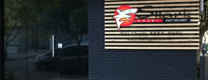 Shark Sushi is one of ToDo BR - PoA.
