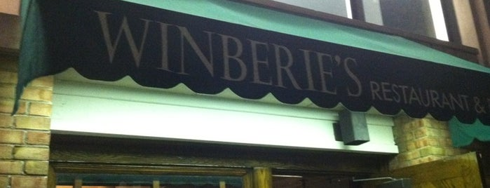 Winberie's Restaurant & Bar is one of Favorite Food.