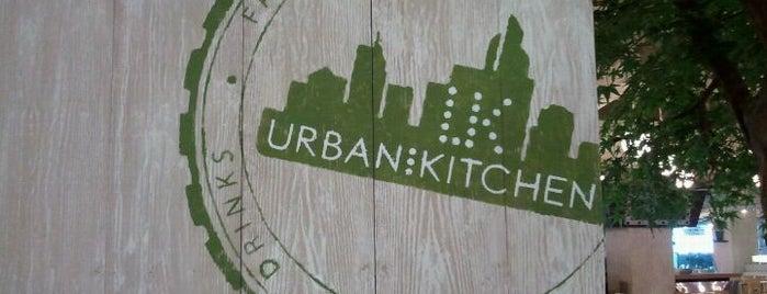 Urban Kitchen is one of Tempat makan OK'lah.
