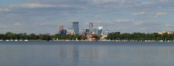 Lake Calhoun is one of Best Spots in Minneapolis, MN!.