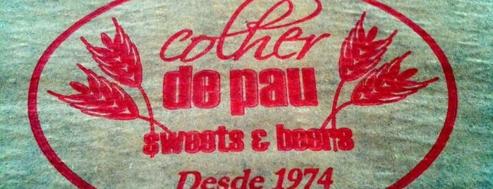 Colher de Pau Sweets & Beers is one of pra conhecer.
