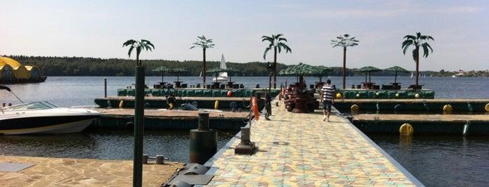 Пляж «Малибу» is one of Resorts))).