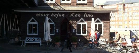 Oberhafen-Kantine is one of HAM × Eat × Drink.