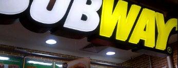Subway is one of Pra se empanturrar em SP.