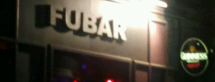 Le Fubar is one of Quartier Latin.