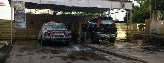 BHPetrol - Car Wash is one of NFS Lepaking Tour.