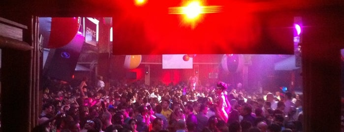 Club Space is one of Best Clubs.