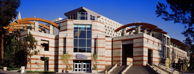 UCLA Ackerman Student Union is one of Explore the Campus.