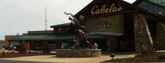 Cabela's is one of All-time favorites in United States.