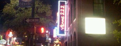 Venue 222 is one of SXSW Austin 2012.
