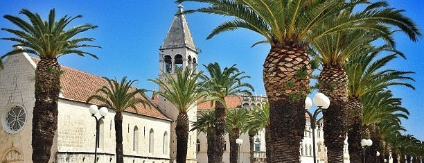 Trogir is one of cities.
