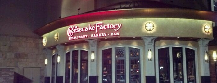 Cheesecake Factory is one of Favorite Restaurants in Lone Tree, CO.