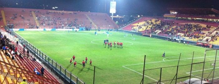 Estadio Santa Laura - Universidad SEK is one of All-time favorites in Chile.