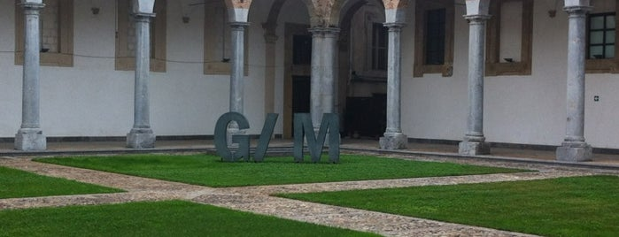 Galleria D'Arte Moderna (GAM) is one of #invasionidigitali 2013.
