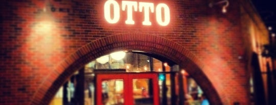 OTTO Pizza is one of Restaurants.