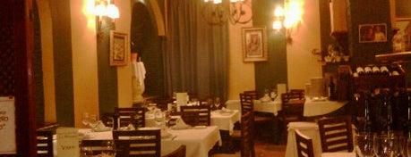 Restaurante La Ménsula is one of Picoteo por Málaga centro.
