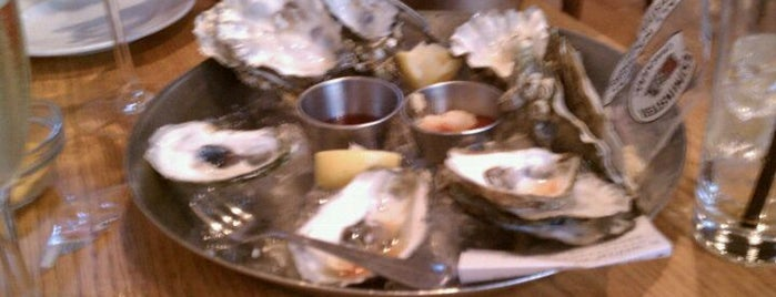 Hank's Oyster Bar is one of ♡DC.