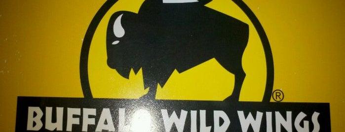 Buffalo Wild Wings is one of 20 favorite restaurants.