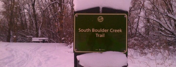 Bobolink Trailhead is one of Boulder Area Trailheads #visitUS.