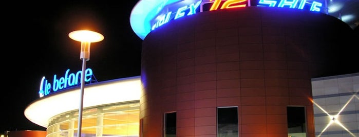 Multiplex Le Befane is one of Guide to Rimini's best spots.