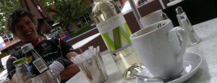Ferro's Cafe Bar & Restaurant is one of Sunbury Coffee Challenge.