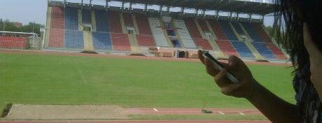 Stadion is one of Stadionok.