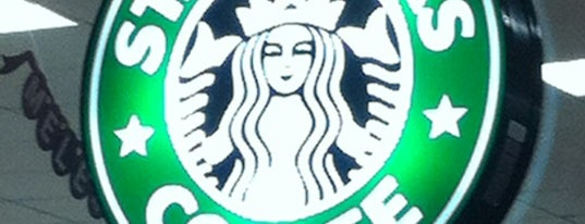 Starbucks is one of Favorites - Stores.