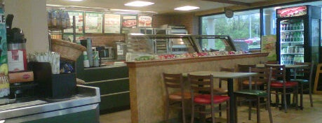 Subway is one of Eateries (:.