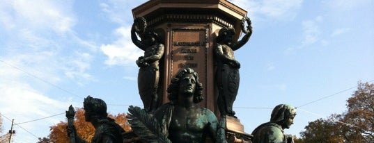 Maxmonument is one of Munich And More.
