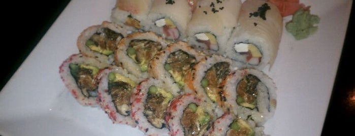 Champa Thai & Sushi is one of Must-Visit Sushi Restaurants in RDU.