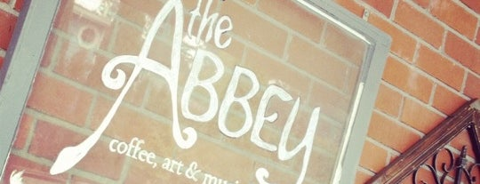The Abbey Coffee, Art & Music Lounge is one of Santa Cruz area.