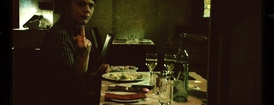 Da Luigi is one of Dinner.