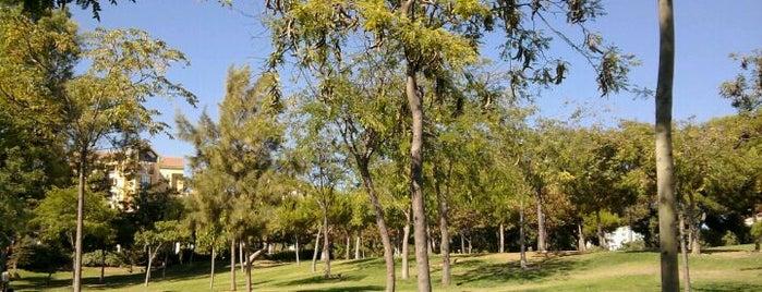Parque de La Paloma is one of Parques de Málaga.