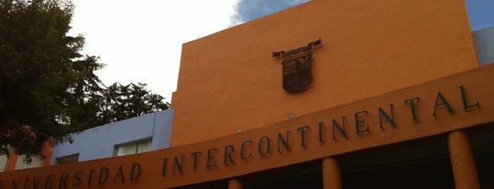 Universidad Intercontinental is one of Universidades Ciudad de México.