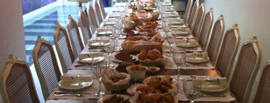 Marie-Madeleine Boutique Gourmet is one of Great Padocas in SP.