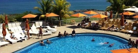 Hotel Marriott Playa Grande is one of Lugares de Catia la Mar.