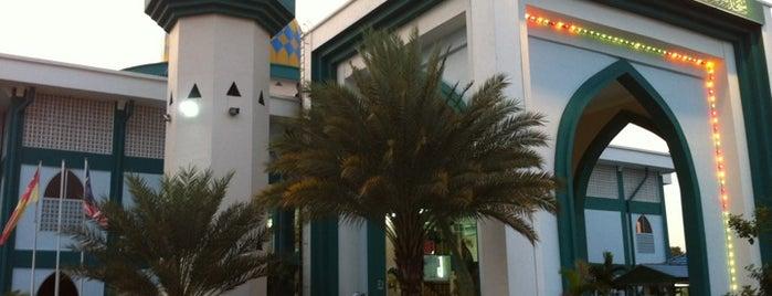 Masjid Al-Ikhlas is one of Baitullah : Masjid & Surau.