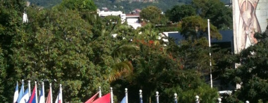 Hotel Sheraton Presidente San Salvador is one of San Salvador #4sqCities.