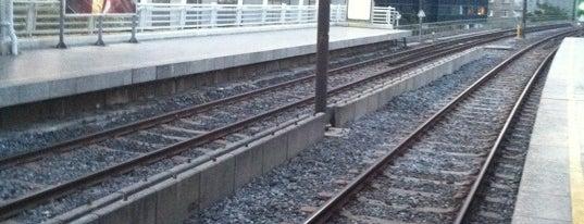 Merter Metro İstasyonu is one of M1A / M1B - Metro İstasyonları.