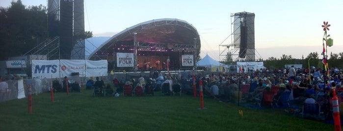 Winnipeg Folk Festival is one of Fun.