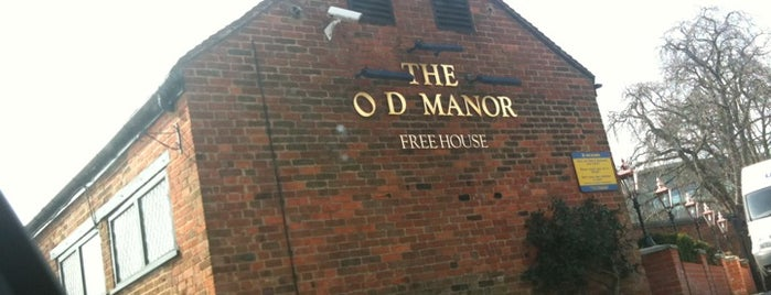 The Old Manor (Wetherspoon) is one of JD Wetherspoons - Part 1.
