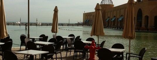Al Kout is one of Best places in Kuwait.